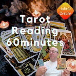 Tarot Reading - 60 minutes