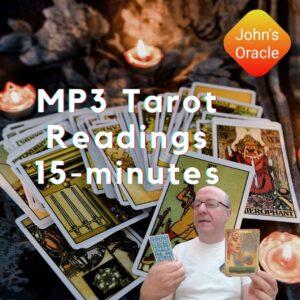 Tarot by Email - Tarot Reading 15 minutes